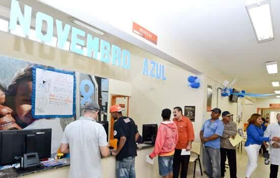 Prefeitura de São Bernardo intensifica Novembro Azul com Dia D neste sábado