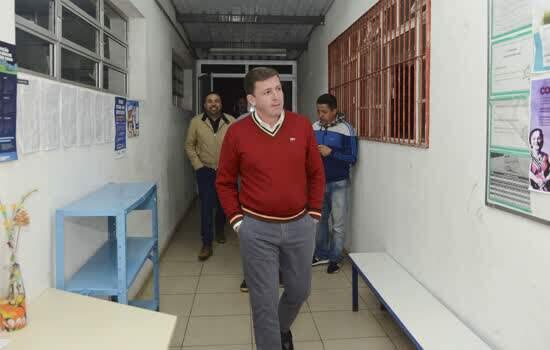Prefeito Orlando Morando autoriza início das obras de reforma do Centro de Assistência Social do Alves Dias