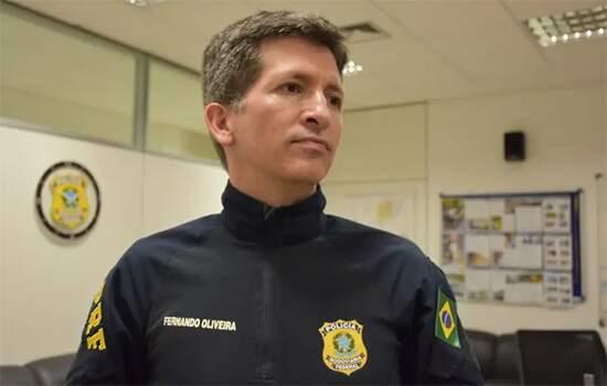 Fernando Cesar Borba de Oliveira, 41, foi desligado do setor de comunicação da PRF depois de participar de reportagem