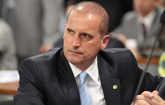 """Deputados do PSL decidiram dar o """"troco"""" no ministro da Casa Civil, Onyx Lorenzoni"""