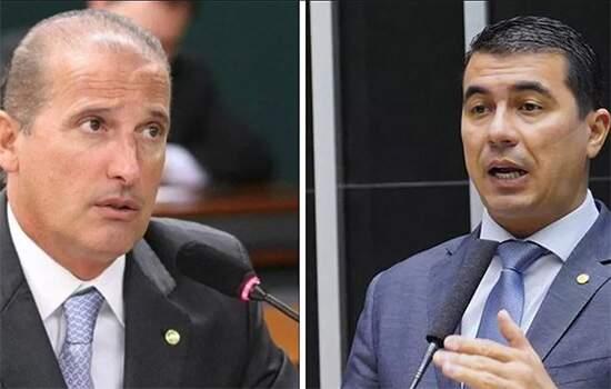 Onyx e Luis Miranda batem boca em 1º encontro cara a cara depois do caso Covaxin