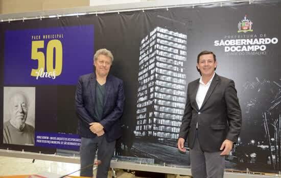 Exposição 50 anos do Paço Municipal