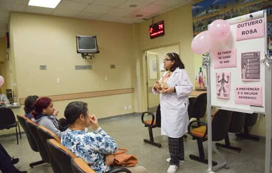 Serviços municipais têm programação especial para lembrar a importância do cuidado com a saúde feminina - Continue lendo