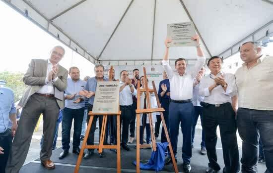 Prefeito Orlando Morando entrega Pronto Atendimento 24h e revitalização de UBS no Taboão