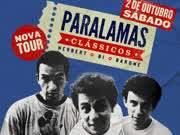 """Os Paralamas do Sucesso - turnê """"Paralamas Clássicos"""""""