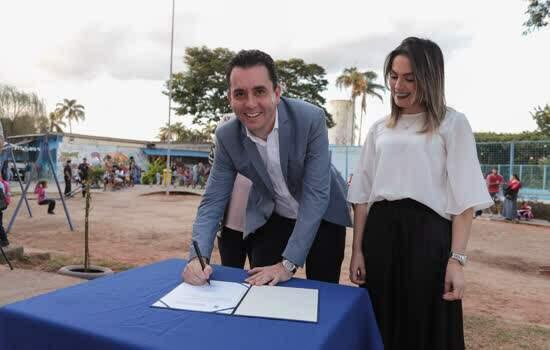 Parque Erasmo Assunção vai ganhar a segunda Escola Parque de Santo André
