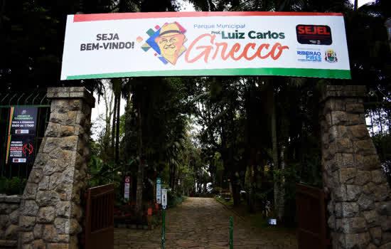 O casarão do parque será entregue às Secretarias de Educação e de Meio Ambiente para a realização de atividades especiais