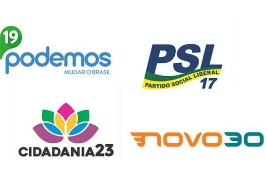 O bloco contrario ao projeto dos partidos é formado por parlamentares do Podemos, Novo, Cidadania e PSL, que juntos reúnem 80 deputados e 11 senadores