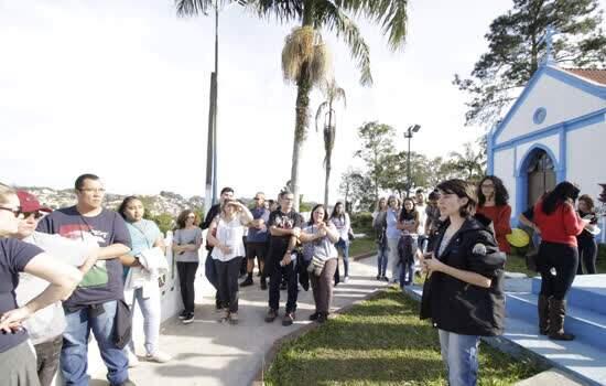 Turistando por Ribeirão