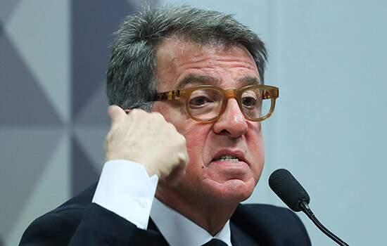 """Marinho pede que o MPF investigue informações de que suas contas bancárias estariam sido alvo de uma """"devassa"""" em represália às suas declarações."""