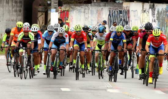 Etapa do Penks de Ciclismo