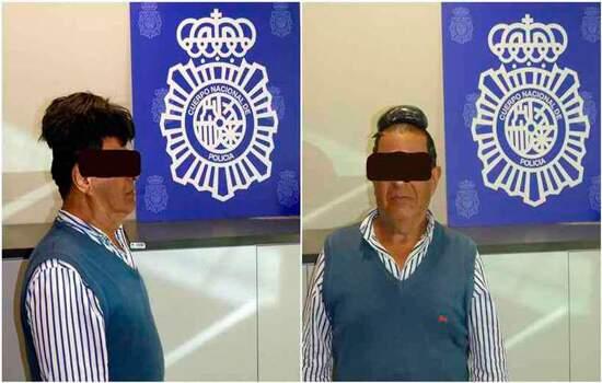 Homem é preso na Espanha com cocaína escondida na peruca