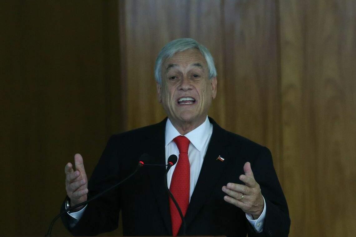 Piñera afirmou que a mudança terá alto custo para o Estado mas é necessária para trazer paz e dignidade aos chilenos