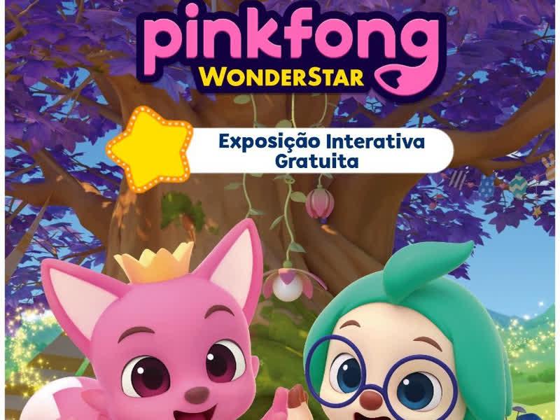 Eventos em Especial - Sucesso no Brasil e também no mundo inteiro, o Baby Shark que faz parte da turma do Pinkfong, da...