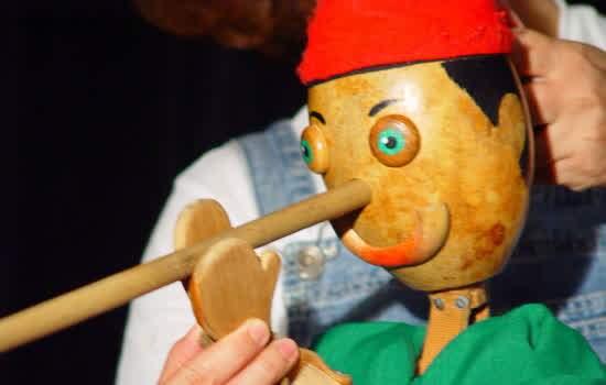 Espetáculo infantil Pinóquio Etc. e Tal