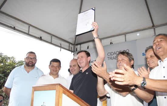 Em 150 dias, Jardim Las Palmas vai ganhar 25ª Praça-Parque de São Bernardo