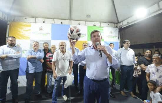Prefeito Orlando Morando entrega 30ª Praça-Parque de São Bernardo
