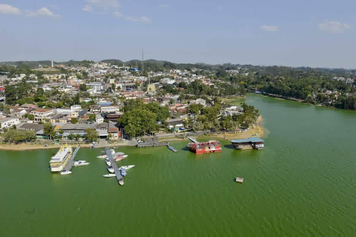 Vista Aérea da Prainha de São Bernardo
