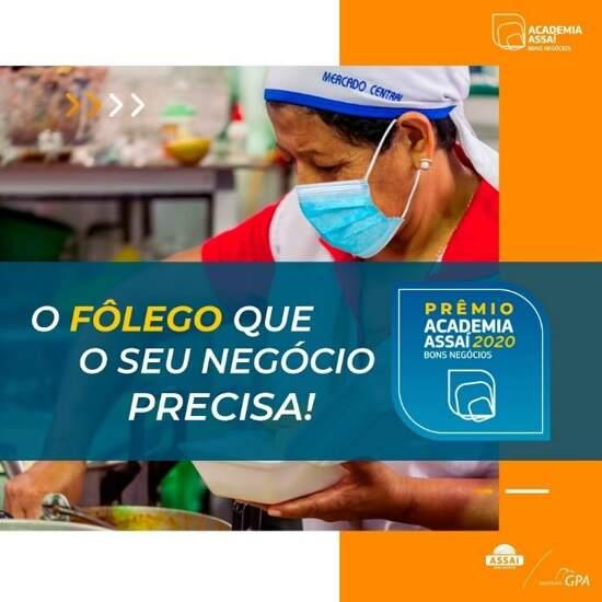 Por meio da Academia Assaí Bons Negócios, o atacadista busca capacitar e auxiliar os empreendedores na reorganização da gestão de seus negócios em meio a pandemia da Covid-19.