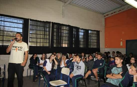 Semana de Prevenção ao Uso de Droga Escola Municipal Sebastião Vayego