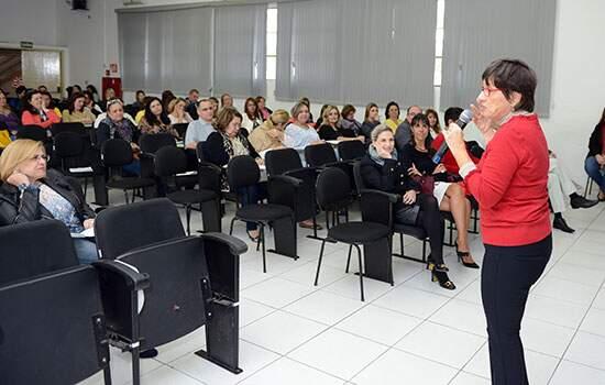 Programa Quebra Tabu é apresentado a diretores de escolas de São Bernardo