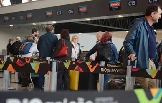 Aeroporto do Galeão é um dos afetados por protesto de auditores da Receita