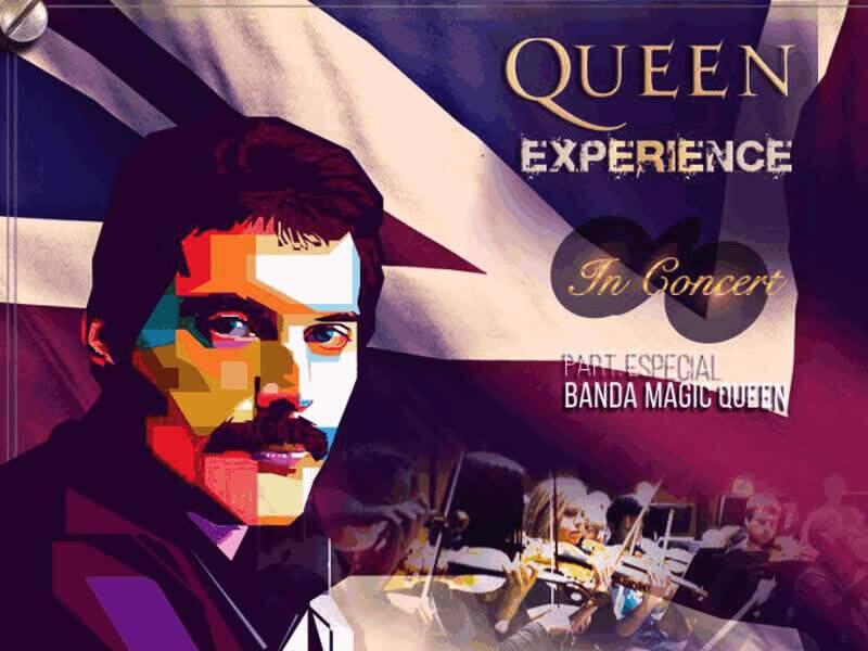 Eventos em São Bernardo - O maior espetáculo Queen das Américas, com mais de 25 integrantes, ORQUESTRA E BANDA AO VIVO, em...