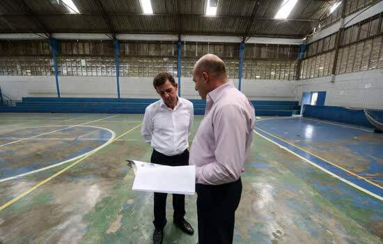 A medida foi anunciada pelo prefeito Orlando Morando, após vistoria técnica