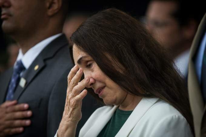 Bolsonaro ajá tinha se mostrado insatisfeito publicamente com a atuação de Regina