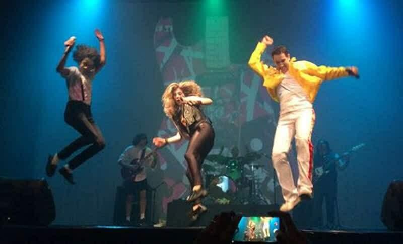 Do Rei do Rock ao Rei do Pop