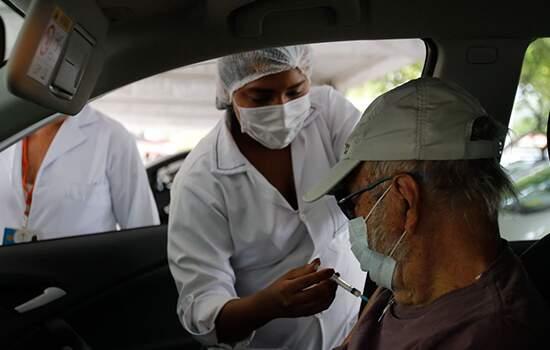 Segunda dose da vacina contra covid-19 no Rio, terá prazo de 10 dias a mais além do prazo estipulado