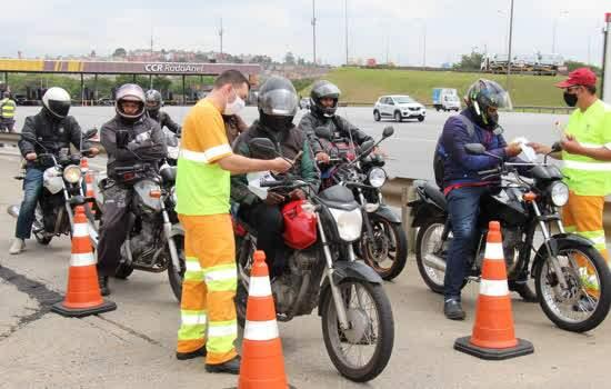 As ações acontecem todas as quartas-feiras voltadas às motocicletas