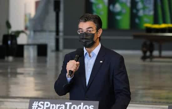 Vice-Governador Rodrigo Garcia
