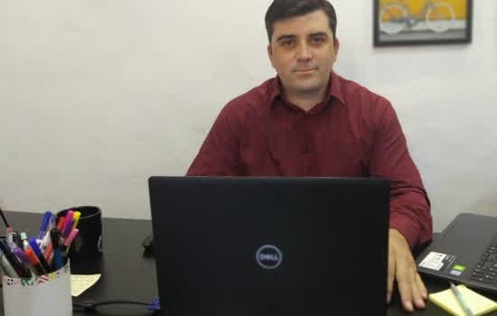 Rodrigo Moreira de Camargo, novo franqueado Blue Sol Energia Solar em São Caetano do Sul