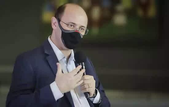 Rossieli Soares, secretário estadual da Educação de SP