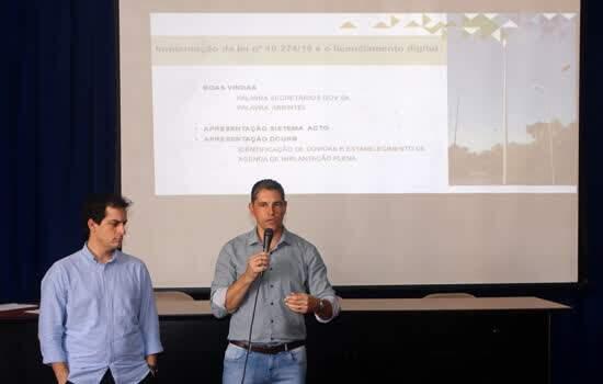 Prefeitura de Santo André se reúne com empresas de telefonia para debater rede 5G