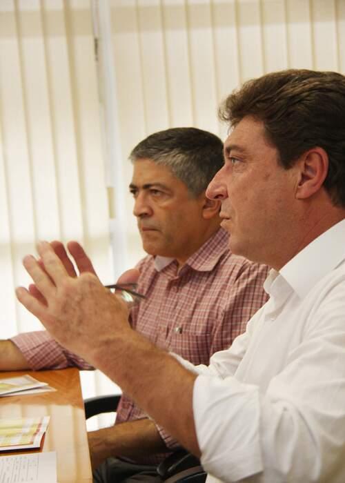 O prefeito Carlos Grana reforça a importância de dialogar com a população para elaborar as estratégias do governo.