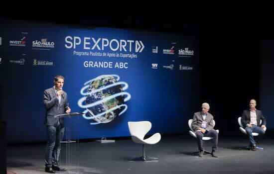 Santo André recebe SP Export com objetivo de capacitar empresários da região