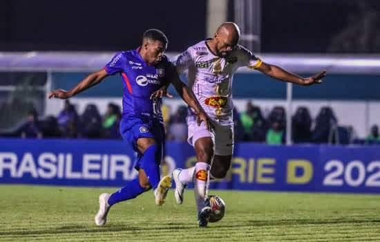 No Anacleto Campanella, São Caetano é derrotado pelo Grêmio Novorizontino