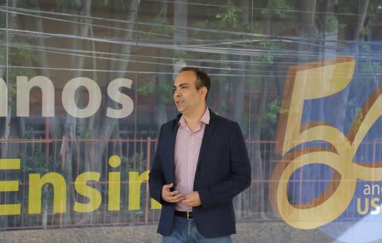 Daniel Vaz acredita que o encontro posiciona São Caetano como protagonista no cenário internacional