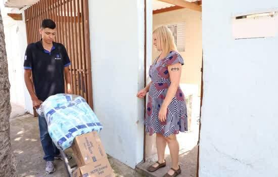População aprova entrega domiciliar de fraldas e dietas em São Caetano