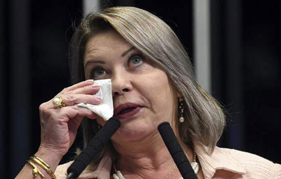Relator mantém cassação da senadora juíza Selma Arruda no TSE