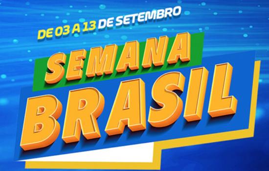 Semana Brasil teve queda de 8,3% no faturamento sobre 2019