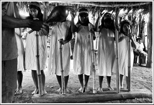Foto Arquivo 7ª Semana dos Povos Indígenas