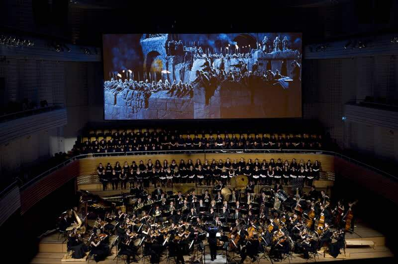 The Lord of The Rings In Concert: The Fellowship of The Ring/ Crédito: Divulgação
