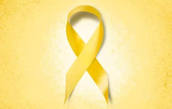 Símbolo do Setembro Amarelo