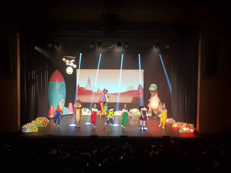 O Show da Luna Ao Vivo/ Crédito: Thiago Tito