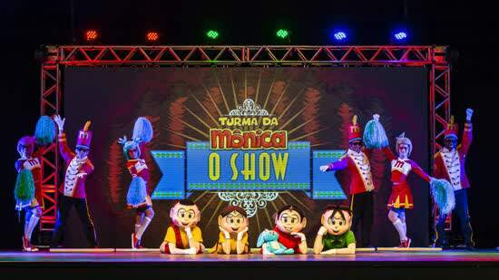 Turma da Mônica O Show