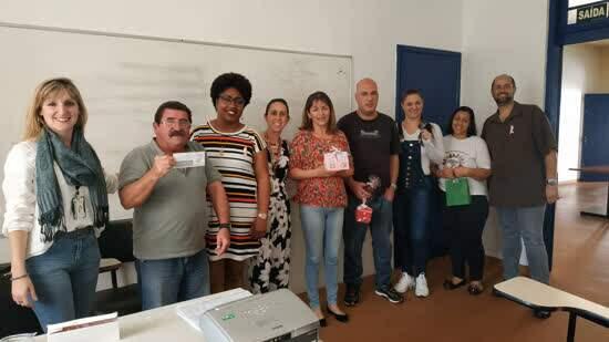 Servidores públicos de Ribeirão Pires participam do SIPAT 2019