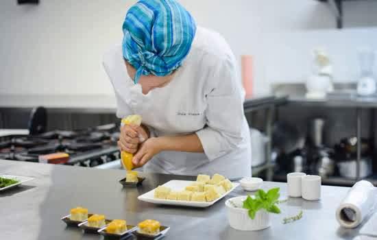 Chef Stela Vieira